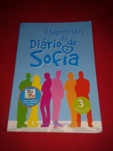 81ee179104 O Segundo Livro do Diário de Sofia - Bibliofeira